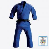 Adidas Champion II IJF Judogi - Blue